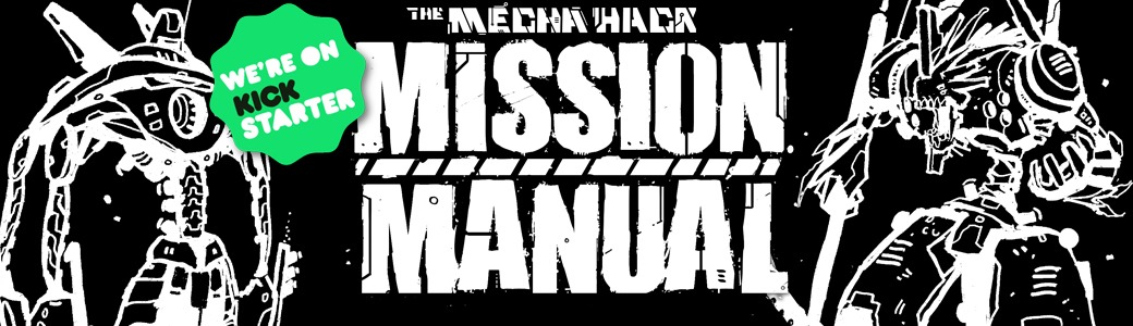 Mecha Hack Mission Manual