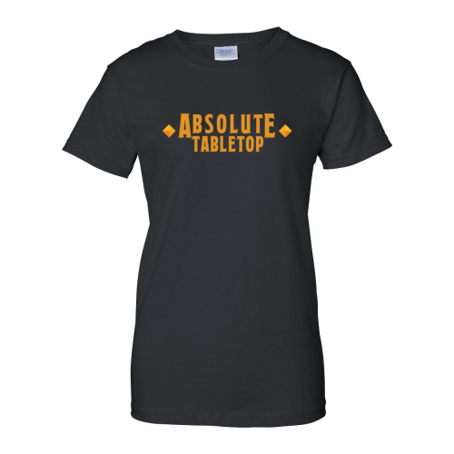 Absolute Tabletop Full Logo Women's T-Shirt