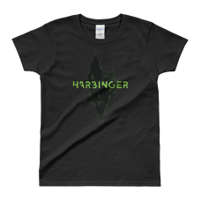 Green Astra Harbinger Women's T-Shirt
