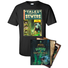 Tales from the Sewers T-Shirt (and Free PDF!)