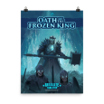 A King and His Sentries Poster (Oath of the Frozen King)