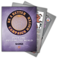 Be a Better Campaign Master, Book One: Building the World Sample [PDF]