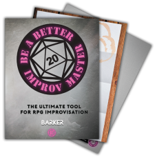 Be a Better Improv Master [PDF] (April Fools)