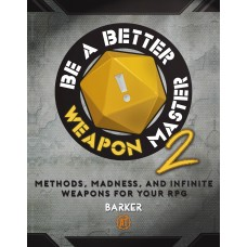 Be a Better Weapon Master 2 Pre-Order [PDF]
