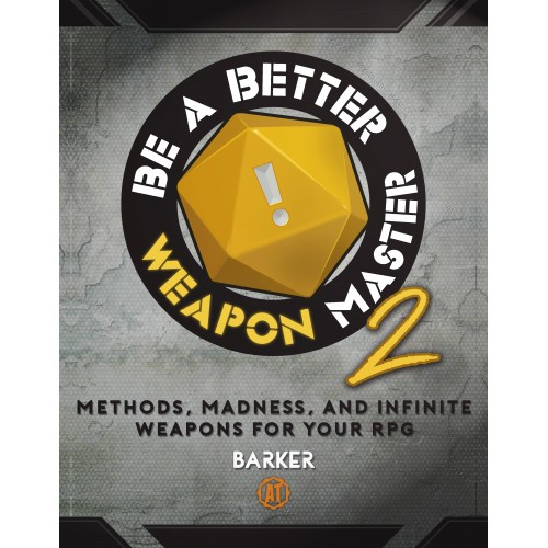Be a Better Weapon Master 2 Pre-Order [Book + PDF]