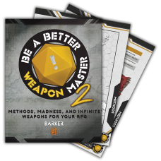 Be a Better Weapon Master 2 [PDF]
