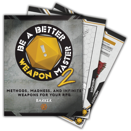 Be a Better Weapon Master 2  [Book + PDF]