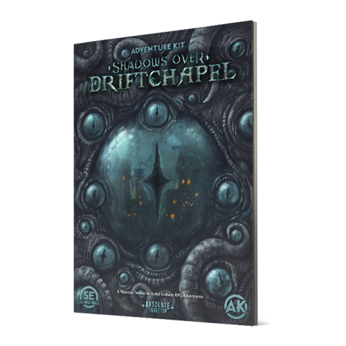 Shadows Over Driftchapel - Adventure Kit Pre-Order [Book + PDF]