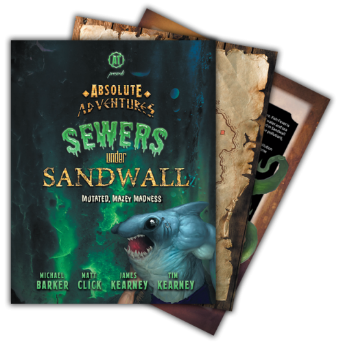 Cover of Sewers Under Sandwall